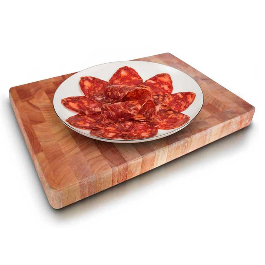 Chorizo De Bellota Iberico Presentacion